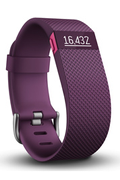 Fitbit CHARGE HR LARGE PRUNE