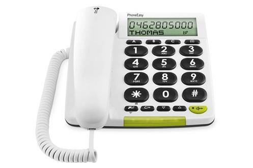 TéLéPHONE FILAIRE DORO MATRA PHONE EASY 312CS