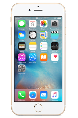 IPHONE APPLE IPHONE 6S 16GO OR
