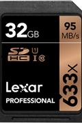 Lexar SD 633X NEW 32GB