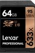 Lexar SD 633X NEW 64GB