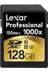 Lexar SDHC 1000X 128GB CL10 photo 1