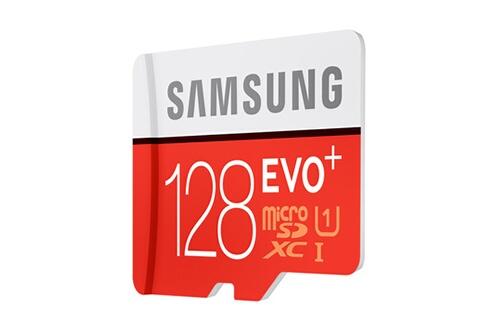Samsung MSD EVO+ 128GB ADAPT