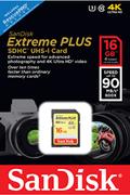 Sandisk SD 16G EXTREME PLUS V2