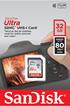 Sandisk ULTRA SDHC 32 Go