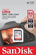 Sandisk ULTRA SDXC 64 Go