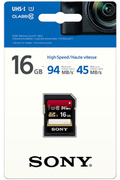 Sony SD CARD 16 Go