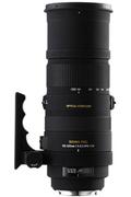 Sigma 150-500mm F5-6,3 DG OS Canon