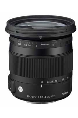 Sigma 17-70mm F2.8-4 DC OS / Contemporary Nikon