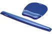 Fellowes Repose-poignets pour clavier - Bleu photo 2