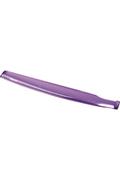 Fellowes Repose-poignets pour clavier gel crystal - Violet