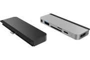 Hyperdrive 6 en 1 USB-C Hub pour Ipad Pro Silver