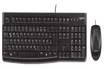 Logitech Logitech® Desktop MK120 - N/A - FRA - USB - N/A - CENTRAL