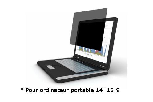 Port Filtre de confidentialité pour ordinateur 14