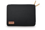 Port Housse Torino sleeve universelle noire pour ordinateur portable 15,6