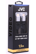 Jvc CORDON HDMI 4K 90° 1,5M GOLD