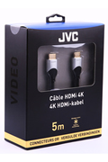 Jvc CORDON HDMI 4K 5M GOLD