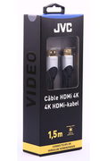 Jvc CORDON HDMI 4K 1,5M GOLD