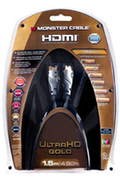 Monster Cable CABLE HDMI 4K
