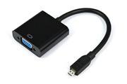 Temium Adaptateur T'nB Micro HDMI vers VGA Noir