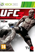 Thq UFC UNDISPUTED 3