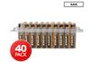 Duracell Pack de 40piles AAA photo 1