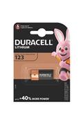 Duracell Duracell, 1 pile spéciale lithium haute puissance 123 3 Volts, CR17345