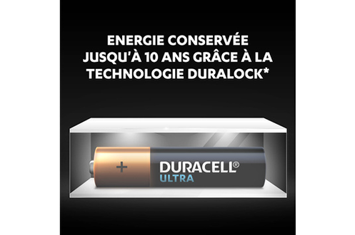 Duracell DURACELL UP AAA X6