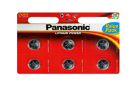 Panasonic CR-2025 X6