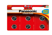 Panasonic CR-2032 X6