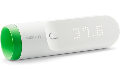 Withings - NOKIA THERMO THERMOMÈTRE TEMPORAL CONNECTÉ
