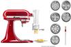 Kitchenaid 5KSMPEXTA Kit emporte-pièces gourmet pour pâtes fraiches