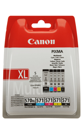 Canon PACK PG-540/CL-541