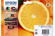 Epson PACK ORANGE T3357 5 couleurs XL
