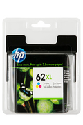 Hp HP 62 XL PACK 3 COULEURS (C2P07AE)