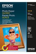 Epson Papier Photo Glacé 200g A3