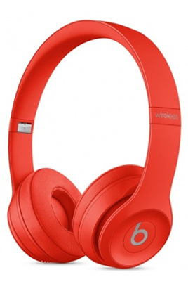 Beats SOLO 3 WIRELESS ROUGE