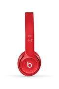 Beats SOLO 2 HD Rouge