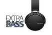 Sony MDR-XB650 BLUETOOTH NOIR photo 2