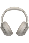 Sony WH1000XM3 Casque Hi-res Bluetooth à réduction de bruit Silver