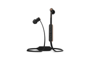Jays intra-auriculaires A-Six Wireless noirs et or