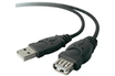 Belkin Rallonge USB Mâle A / Femelle A 1,8M photo 1