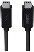 Belkin Cordon USB C Thunderbolt vers USB C Thunderbolt noir. 0,9m