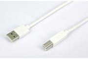 Temium Câble imprimante USB A vers USB B - 1,8m