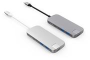 Hyperdrive 8 en1 USB-C HUB GRAY