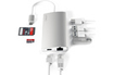 Satechi Adaptateur Multiport Type-C 4K Ethernet Silver photo 4