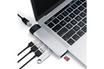 Satechi Hub avec Ethernet et HDMI 4K Silver photo 3