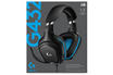 Logitech G432 7.1 Surround Sound Wired Gaming Headset - PU photo 2