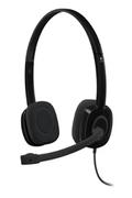 Logitech Logitech® Stereo Headset H151 - N/A - ANALOG - N/A - EMEA - ONE PLUG
