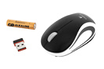 Logitech Wireless Mini Mouse M187 BLACK photo 3